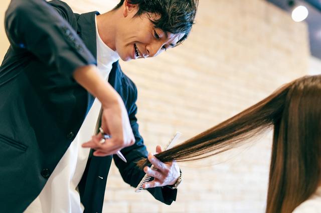 美容師 アシスタント