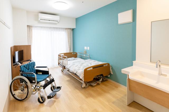 差額ベッド代とは自己負担の病室使用料です